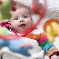развитие зрения ребенка
