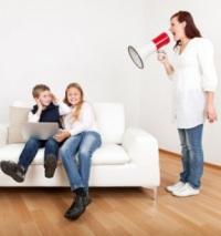 как сделать, чтобы дети слушались