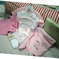 одежда новорожденных