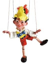 кукла марионетка