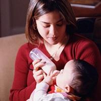 Молочные смеси для вашего малыша: альтернативное питание