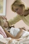 Грипп у ребенка: лечимся дома