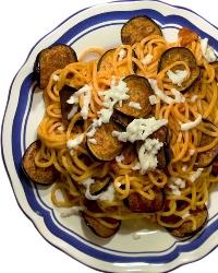 блюда баклажаны