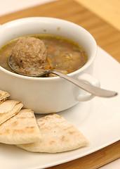 Гречневый суп с фрикадельками: полезно и питательно