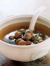 Как приготовить суп с фрикадельками: маленькие секреты и хитрости приготовления