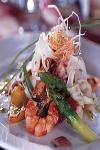 Салаты из морепродуктов: банкет от Нептуна