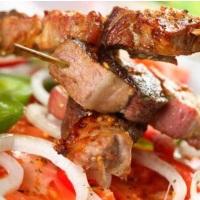 Шашлык +К. Мясо