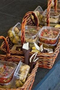 Блюда для пикника - рецепты приготовления блюд на