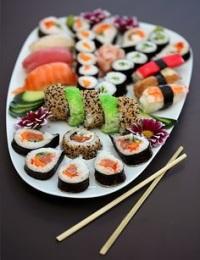 Суши - японский деликатес