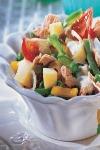 Овощные салаты: щедрый подарок природы