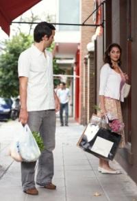 знакомства на улице виде
