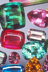 Турмалин: радуга кристаллов